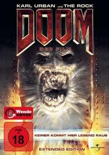 Doom - Der Film, DVD