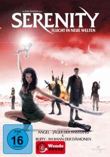Serenity - Flucht in neue Welten, DVD
