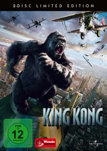 King Kong (2005) (Special Edition), 2 DVDs