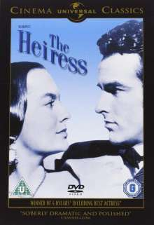The Heiress (1949) (UK Import mit deutscher Tonspur), DVD