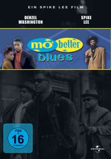 Mo' Better Blues, DVD