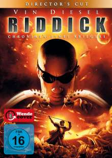 Riddick - Chroniken eines Kriegers (Director's Cut), DVD