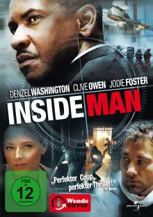 Inside Man, DVD