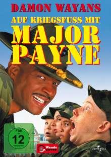 Auf Kriegsfuß mit Major Payne, DVD