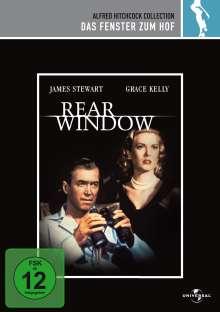 Das Fenster zum Hof (1954), DVD