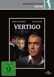 Vertigo, DVD