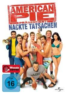 American Pie präsentiert: Nackte Tatsachen, DVD