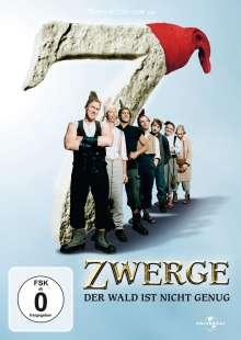 7 Zwerge - Der Wald ist nicht genug, DVD