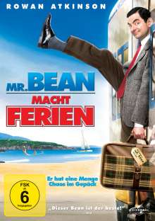 Mr. Bean macht Ferien, DVD