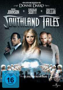 Southland Tales, DVD
