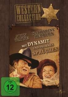 Mit Dynamit und frommen Sprüchen, DVD