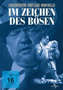 Im Zeichen des Bösen, DVD