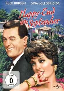 Happy-End im September, DVD