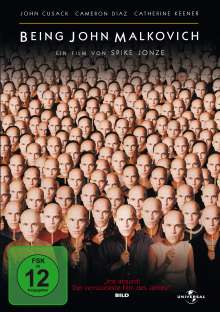 Being John Malkovich, DVD