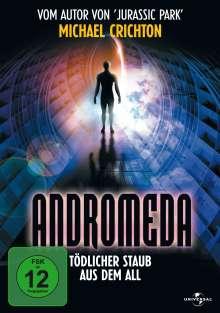 Andromeda - Tödlicher Staub aus dem All (1970), DVD