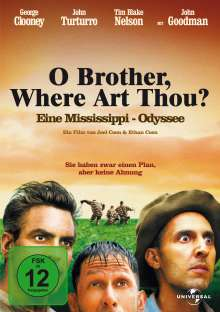 O Brother, Where Art Thou?, DVD