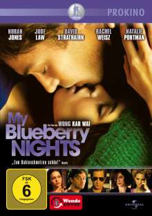 My Blueberry Nights, DVD