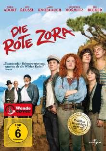 Die Rote Zora (2007), DVD