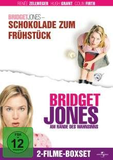 Bridget Jones 1 & 2, 2 DVDs