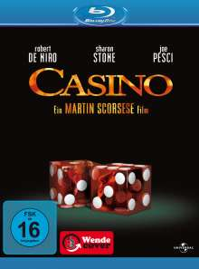 Casino (Blu-ray), Blu-ray Disc