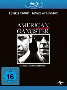 American Gangster (Blu-ray), Blu-ray Disc