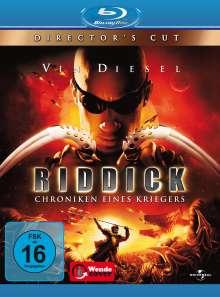 Riddick - Chroniken eines Kriegers (Director's Cut)(Blu-ray), Blu-ray Disc