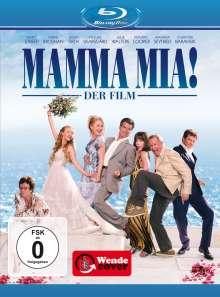 Mamma Mia (Blu-ray), Blu-ray Disc
