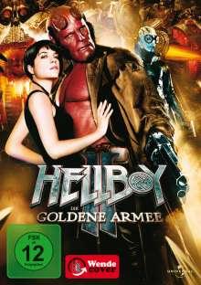 Hellboy 2: Die goldene Armee, DVD