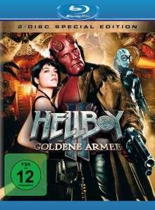 Hellboy 2: Die goldene Armee (Blu-ray), Blu-ray Disc