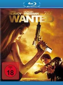 Wanted (Blu-ray), Blu-ray Disc