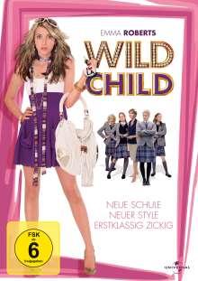 Wild Child, DVD