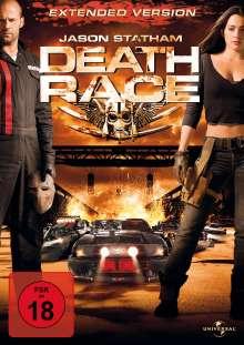 Death Race, DVD