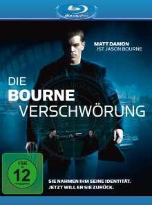 Die Bourne Verschwörung (Blu-ray), Blu-ray Disc