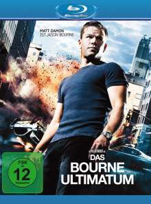 Das Bourne Ultimatum (Blu-ray), Blu-ray Disc