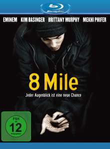 8 Mile (Blu-ray), Blu-ray Disc