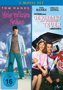 Meine teuflischen Nachbarn / Geschenkt ist noch zu teuer, 2 DVDs