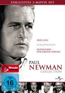 Paul Newman Collection, 3 DVDs