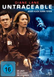 Untraceable, DVD
