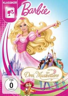 Barbie und die drei Musketiere, DVD