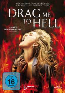 Drag Me To Hell, DVD