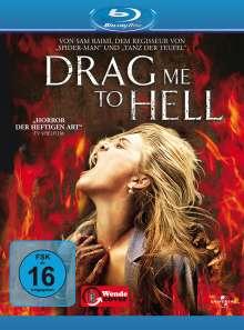 Drag Me To Hell (Blu-ray), Blu-ray Disc