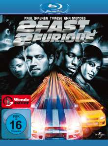 2 Fast 2 Furious (Blu-ray), Blu-ray Disc