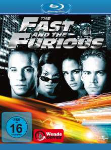 The Fast And The Furious (Blu-ray), Blu-ray Disc