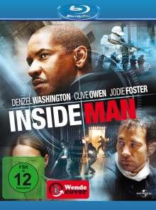 Inside Man (Blu-ray), Blu-ray Disc