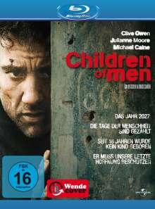 Children Of Men (Blu-ray), Blu-ray Disc