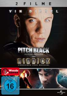 Pitch Black / Riddick, 2 DVDs