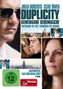Duplicity (2008), DVD