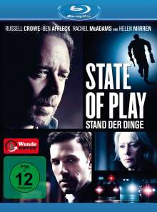 State Of Play - Stand der Dinge (Blu-ray), Blu-ray Disc