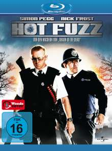 Hot Fuzz (Blu-ray), Blu-ray Disc