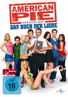 American Pie präsentiert: Das Buch der Liebe, DVD